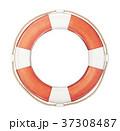 ライフブオイ 浮き レスキューのイラスト 37308487