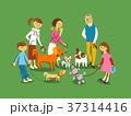犬と飼い主 37314416