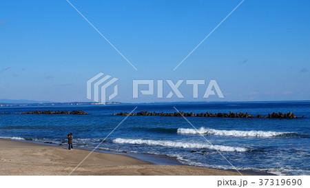 冬の伊師浜海水浴場 37319690