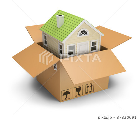 house in a box 37320691