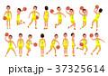 スポーツ 男 男性のイラスト 37325614