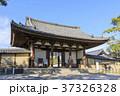 奈良県・法隆寺・南大門 37326328