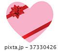プレゼント ギフトボックス バレンタインのイラスト 37330426