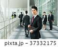 ビジネスマン ミドル スーツの写真 37332175