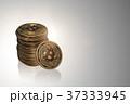 ブロックチェーン 通貨 コンセプトのイラスト 37333945