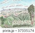 陣馬山からの関東平野遠望 37335174