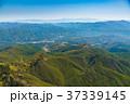 空撮 長野の山脈 37339145