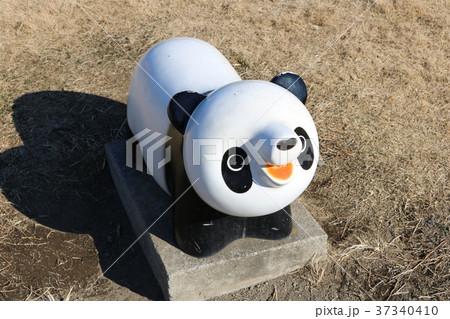 パンダのオブジェ 37340410