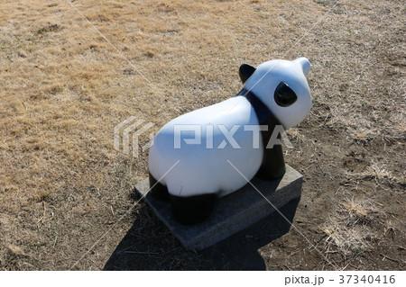 パンダのオブジェ 37340416