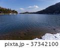 栃木県日光市 湯ノ湖 3月 37342100