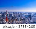 東京 東京タワー 都市風景の写真 37354285