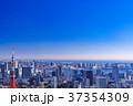 東京 東京タワー 都市風景の写真 37354309
