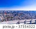 東京 東京タワー 都市風景の写真 37354322