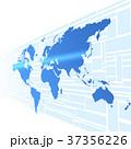地図 世界 背景のイラスト 37356226