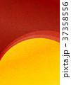 金色 赤色 フレームのイラスト 37358556