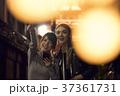 女性 夜 観光の写真 37361731