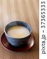 甘酒 湯呑み 湯気の写真 37365333