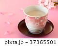 甘酒 桃の節句 ひな祭りの写真 37365501