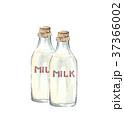 牛乳2本 37366002