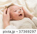 赤ちゃん 手 人物の写真 37369297