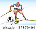 スキー クロスカントリー 37379494