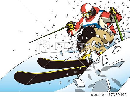 スキー モーグル 37379495
