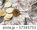 お金 通貨 コインの写真 37383753