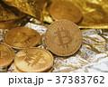 お金 通貨 コインの写真 37383762