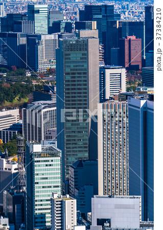 《東京都》東京都心・摩天楼 37384210