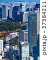 都心 ビル街 オフィス街の写真 37384211