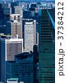 都心 ビル街 オフィス街の写真 37384212