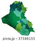 イラク 地図 国 アイコン  37386155