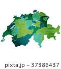 スイス 地図 国 アイコン  37386437
