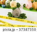 規制線 立入禁止 事件現場 事故物件 境界線 犯罪 不動産 近所トラブル テープ KEEP OUT 37387350