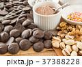手作りチョコレート バレンタインデー お菓子作りの写真 37388228