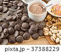 手作りチョコレート バレンタインデー お菓子作りの写真 37388229