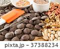 手作りチョコレート バレンタインデー お菓子作りの写真 37388234