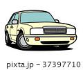 自動車 車 セダンのイラスト 37397710