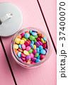 お菓子 チョコレート カラフルの写真 37400070