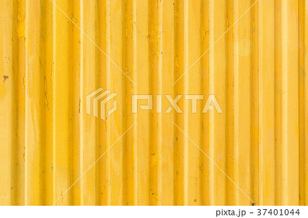 Yellow metallic background for pattern design 37401044