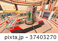 宇宙船 cg sfのイラスト 37403270