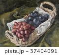 籠に盛られた葡萄 37404091