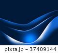曲線 背景 アブストラクトのイラスト 37409144