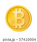 ビットコイン 仮想通貨 コンセプトのイラスト 37410004