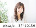 女性 若い ヘアスタイルの写真 37410139