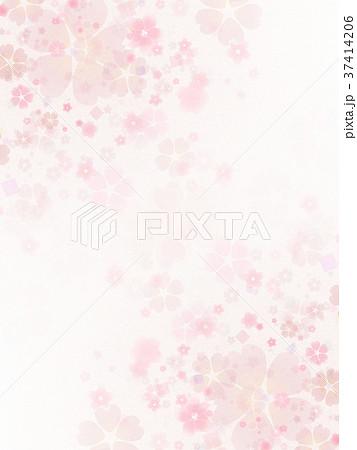 背景素材 桜 テクスチャー 37414206