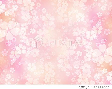 背景素材 桜 テクスチャー 37414227