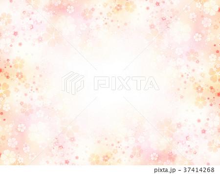 背景素材 桜 テクスチャー 37414268