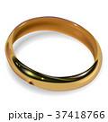 ブライダルリング 結婚指輪 リングのイラスト 37418766