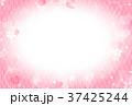 植物 花 ハートのイラスト 37425244